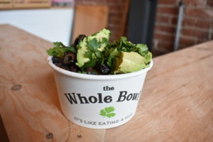 Whole Bowl, located in the Portland Food Hall.