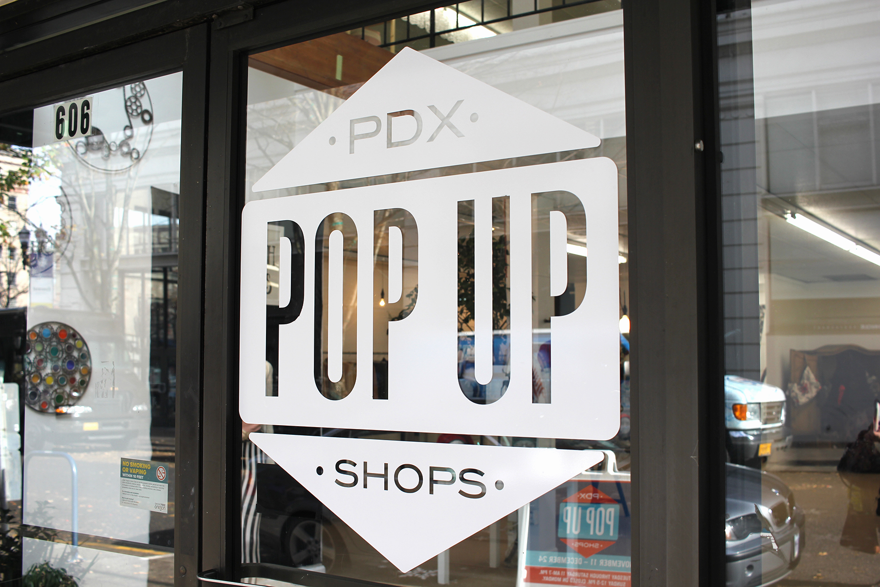 PDX Pop-Up Shops in Downtown Portland